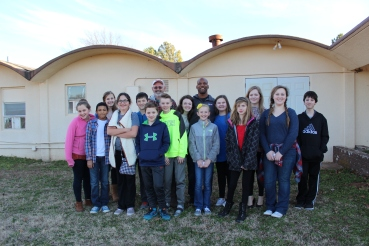 Perkins Boys Ranch Confirmation Class